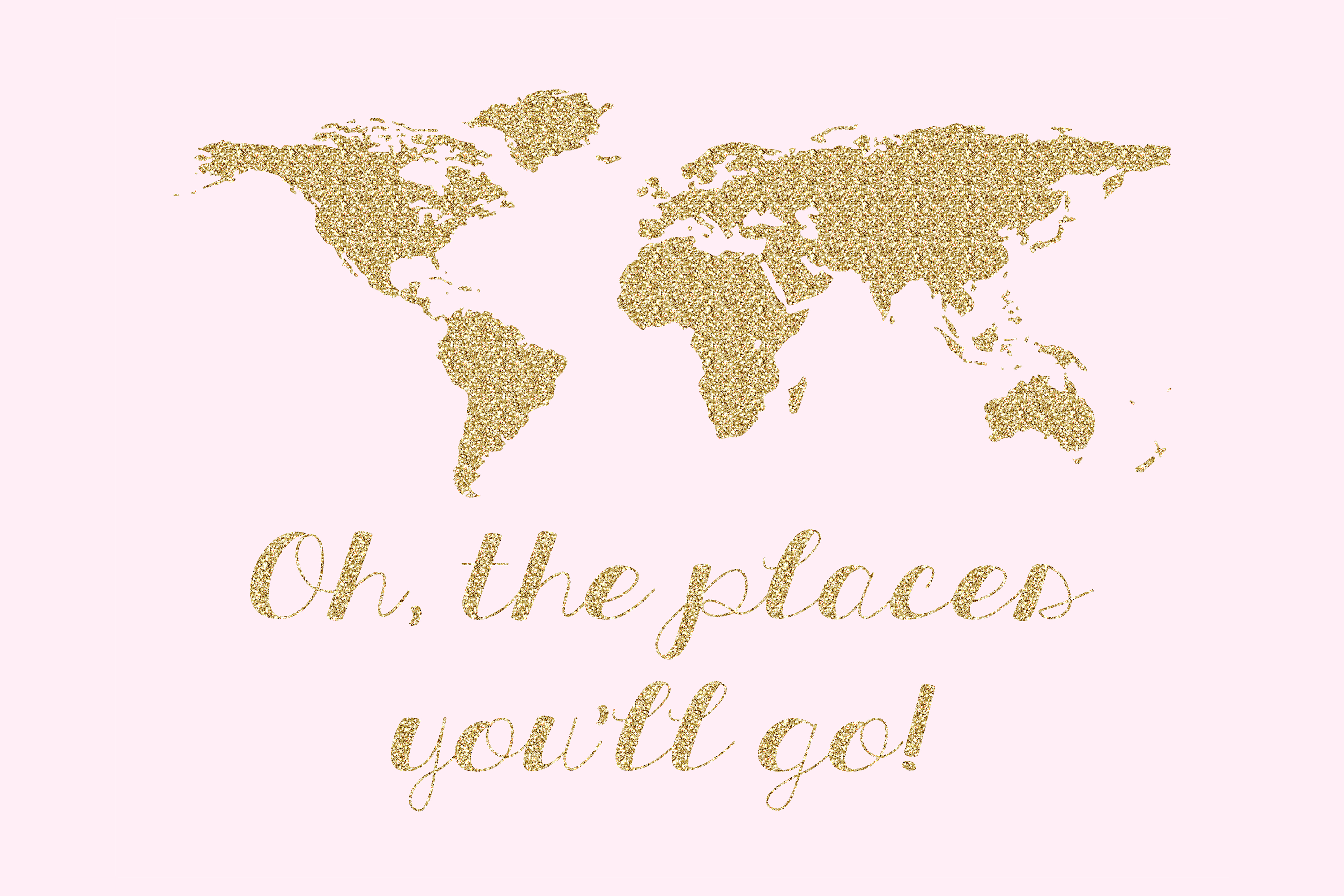 Oh The Places You Ll Go Freebie Printable